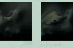 STSchwanitz - la fée verte - featuring model Katjuschenka - photographic edition