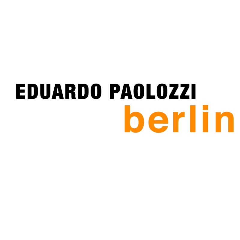 ausstellung – berlin – Eduardo Paolozzi – lots of Ppictures – lots of fun