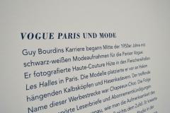 GUY BOURDIN - Installationsansicht aus der Ausstellung im Haus der Photographie / Deichtorhallen Hamburg - 1.11.2013 - 26.1.2014 - Kurator Ingo Taubhorn
