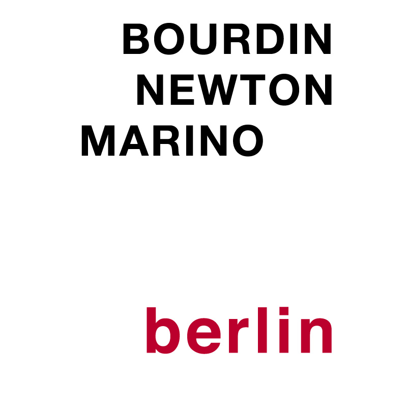 ausstellung – berlin – Guy Bourdin. image maker – Helmut Newton. a gun for hire – Angelo Marino. another story