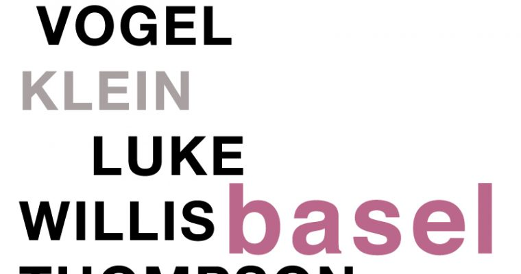 ausstellung – Event – Basel – Raphaela Vogel – Klein – Luke Willis Thompson – Kunsthalle Basel