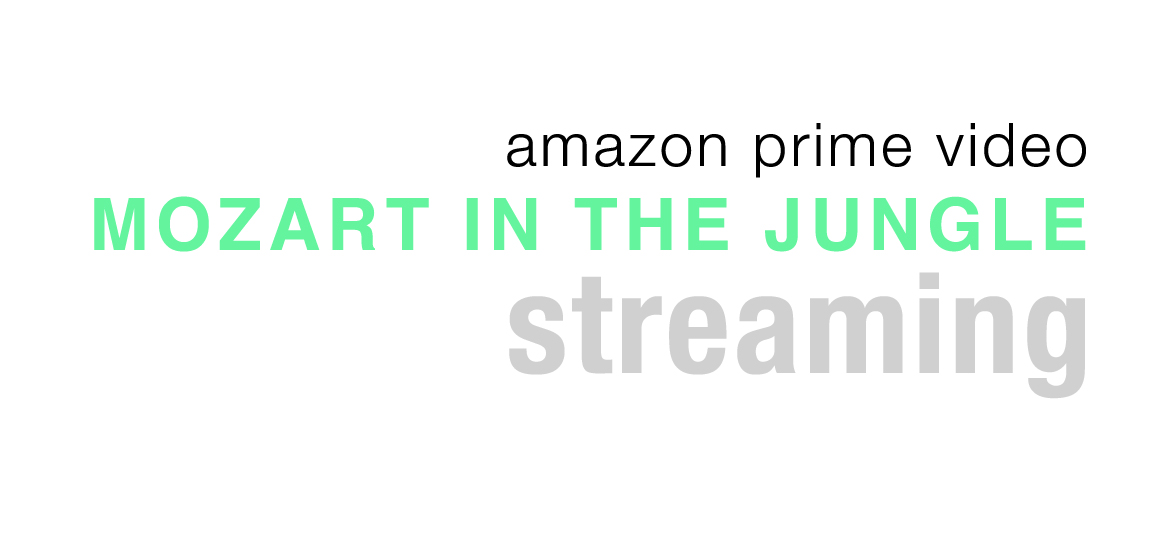 serie – MOZART IN THE JUNGLE – streaming – amazon prime video – media empfehlung